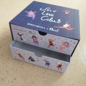 Boîte avec tiroirs - Birchbox