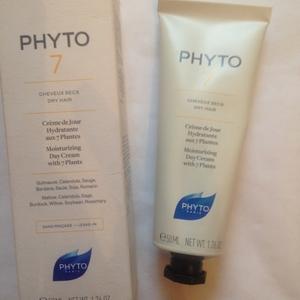 Phyto 7 - crème de jour hydratante cheveux secs