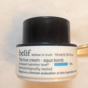 The True Cream Aqua Bomb Mini - BELIF - 10 ml