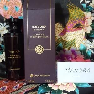 Eau de parfum Rose Oud (collection secrets d'essences)