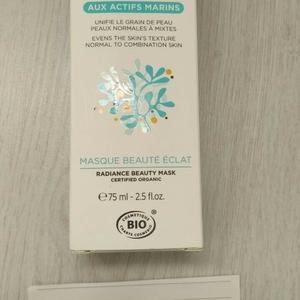 Masque/gommage beauté Eclat