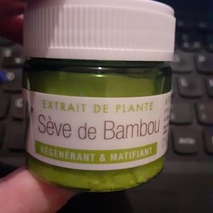 séve de de bambou
