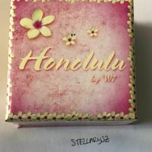 Bronzer Honolulu W7 - poudre bronzante