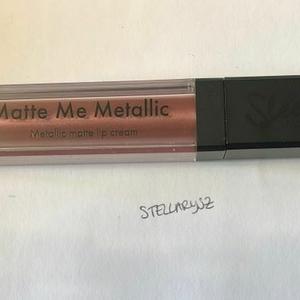 Rouge à lèvres liquide métallisé Sleek