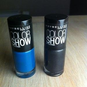 2 vernis color show