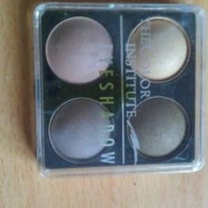 mini palette 4 fards à paupières