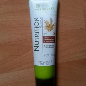 Apres shampoing nourissant cheveux secs