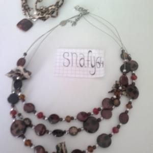 collier + bracelets