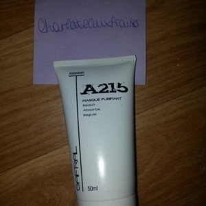 A215 Masque purifiant