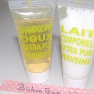Duo lait corporel et shampoing