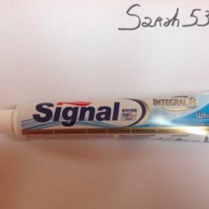 Dentifrice intégral 8