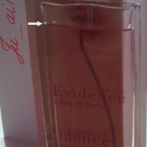 Comme une Evidence, eau de parfum
