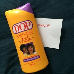 Dop shampooing au karité (cheveux très secs ou f