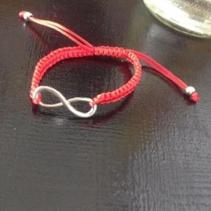 Bracelet Infinity fantaisie