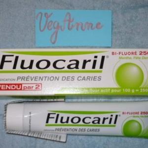 Dentifrice Fluocaril Bi fluoré 250mg