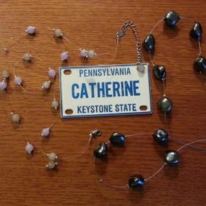 2 Colliers de perles