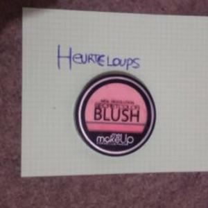 Secret color blush