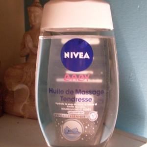 huile de massage tendresse