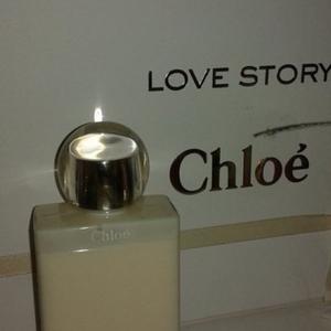 Chloé Love Story lait pour le corps