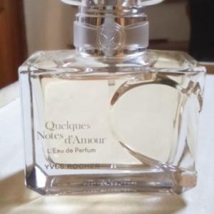 """Parfum """"Quelques notes d'amour """""""