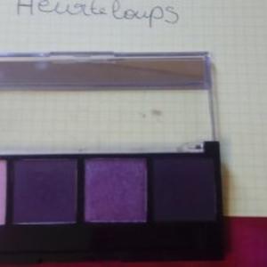 Palette biguine smoky purple