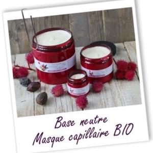 Base Masque Capillaire Bio