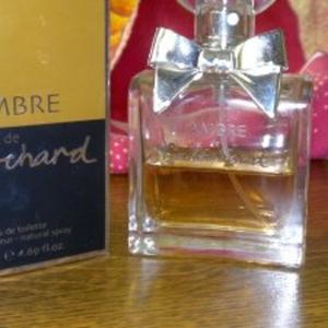 AMBRE de CABOCHARD GRES PARFUMS