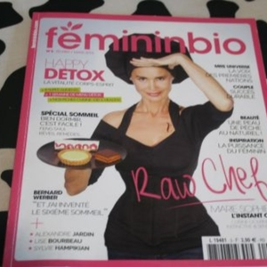 Magazine Féminin Bio