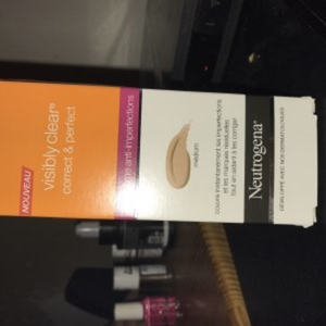 Cc crème anti imperfection