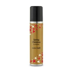 Spray Cheveux Or Pailleté