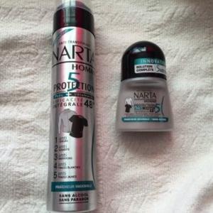 Déodorants homme