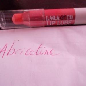 Crayon baume lèvres lip lube