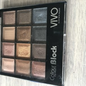 Palette 12 fard dupe Naked 1