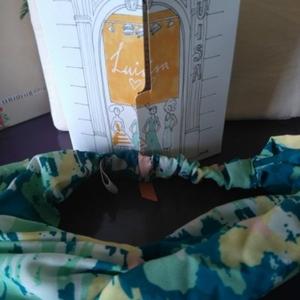 bandeau style foulard