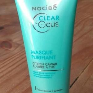 Clearfocus Masque Purifiant