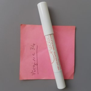 Crayon éclat ivoire
