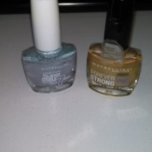 2 vernis maybelline