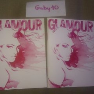 2 carnets Glamour