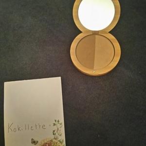Bronzeur/enlumineur BIO