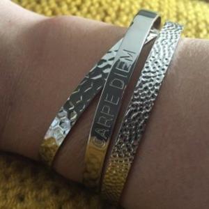 Trio Bracelets réglables