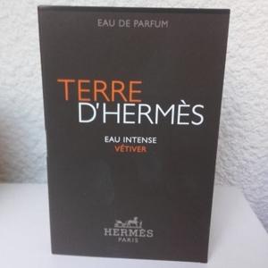 Echantillon Terre d'Hermès pour homme