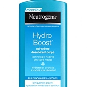 Gel crème désaltérant corps Hydro Boost