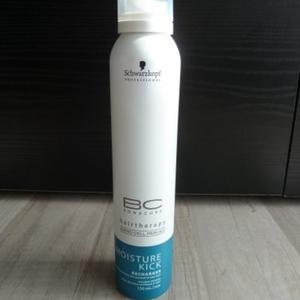 Masque mousse hydratation intense moisture kick