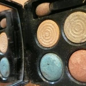 Chanel : palette de 4 ombres à paupières