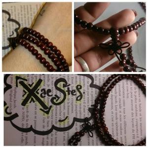 Bracelet/Collier Bouddhiste