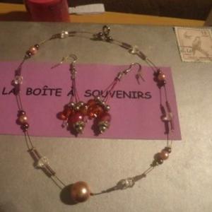 Lot bijoux ( fait mains)