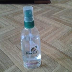eau coiffante brillance nacree