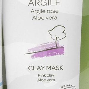 Masque Argile (argile rose)