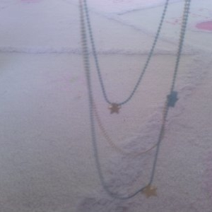 collier 3 etoiles
