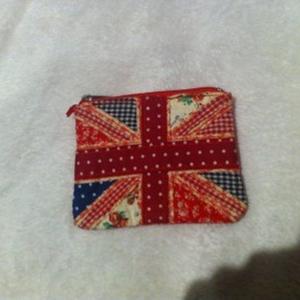 Petit porte monnaie drapeau UK